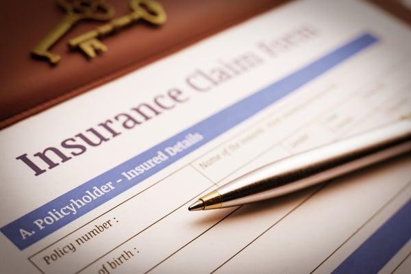 Property management insruance claim
