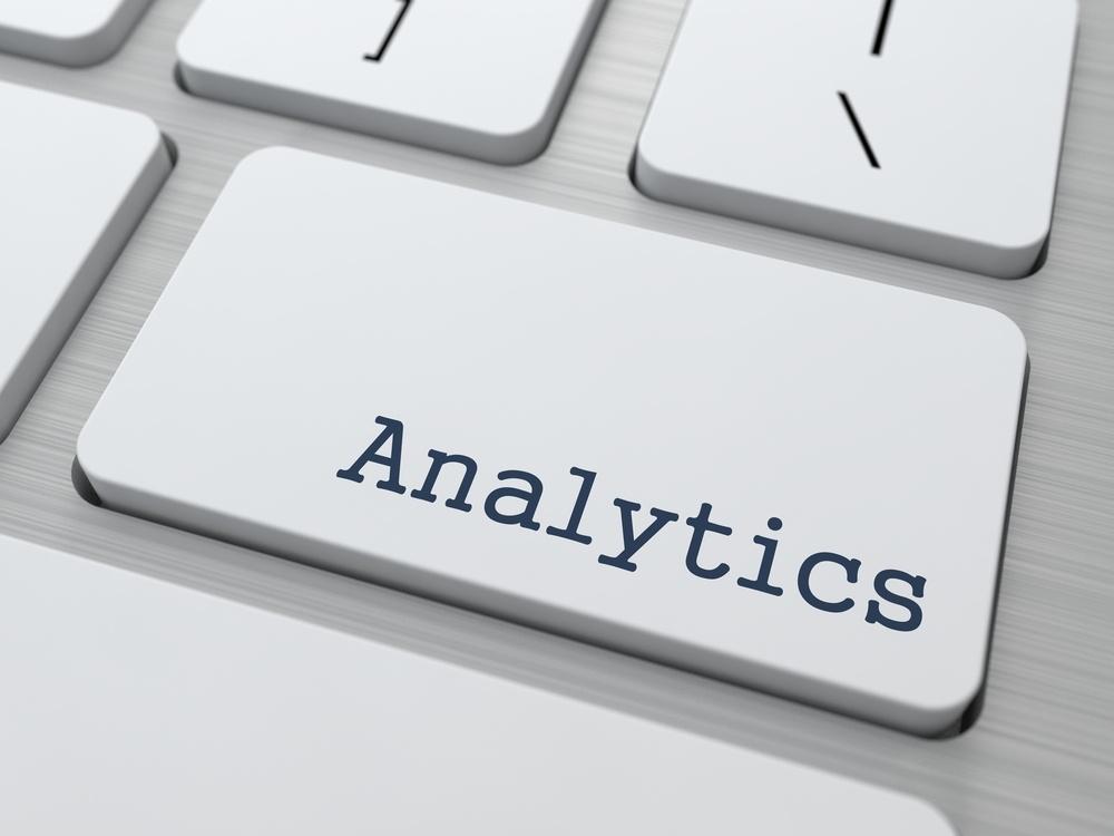Analytics Concept. Button on Modern Computer Keyboard with Word Analytics on It..jpeg
