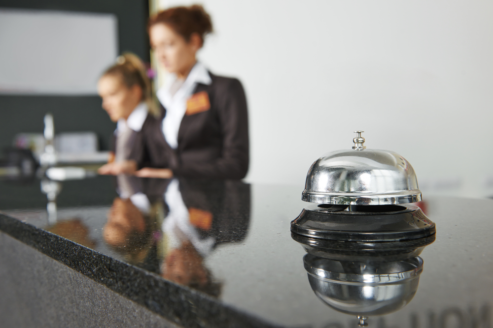 hotel front desk operations